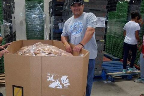 Superb Avanzar Team U0026 SA Food Bank Team Up To Help Feed Over 27,000 Families    Avanzar